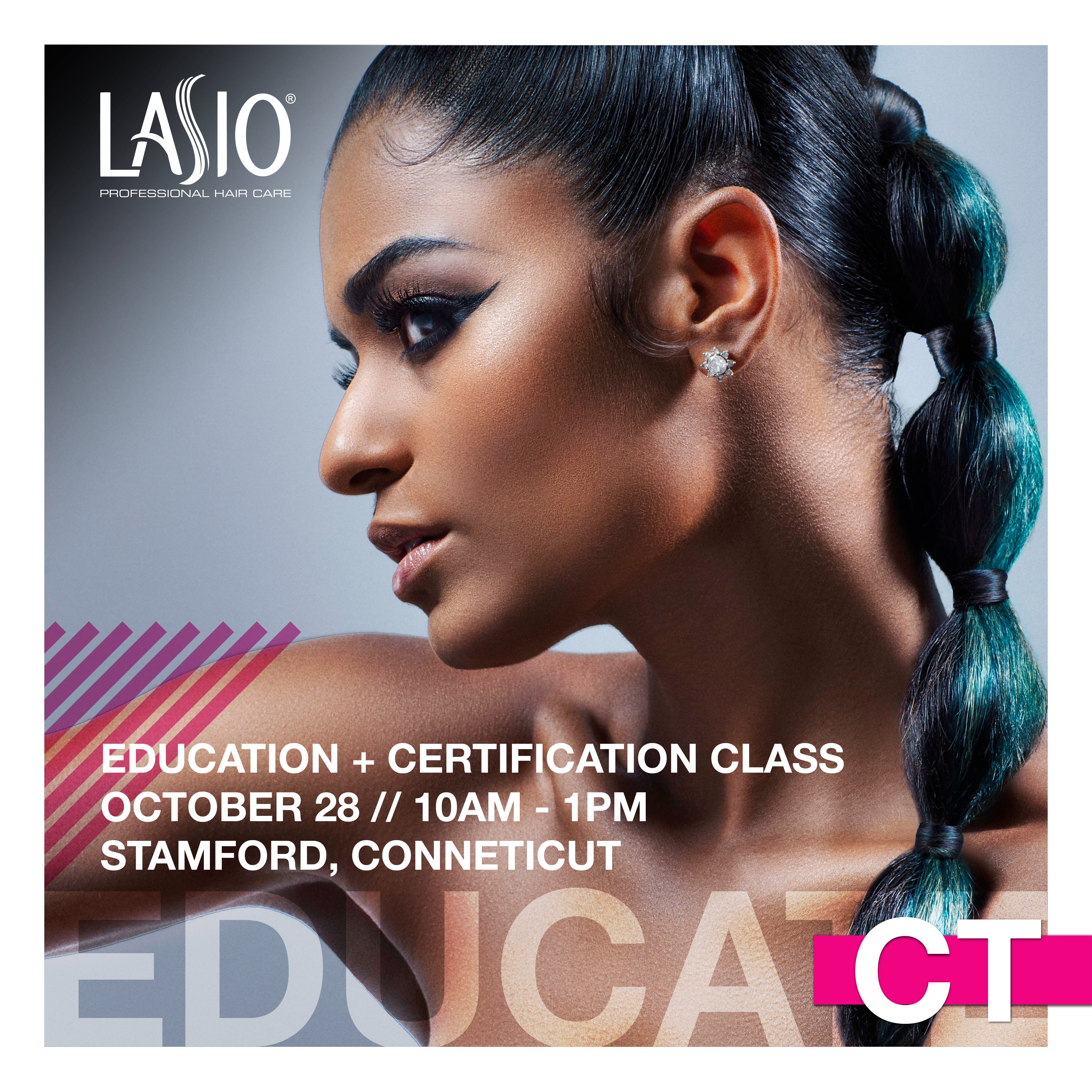 LASIO Certification + Education Class - October 28, 2019 - Stamford, CT