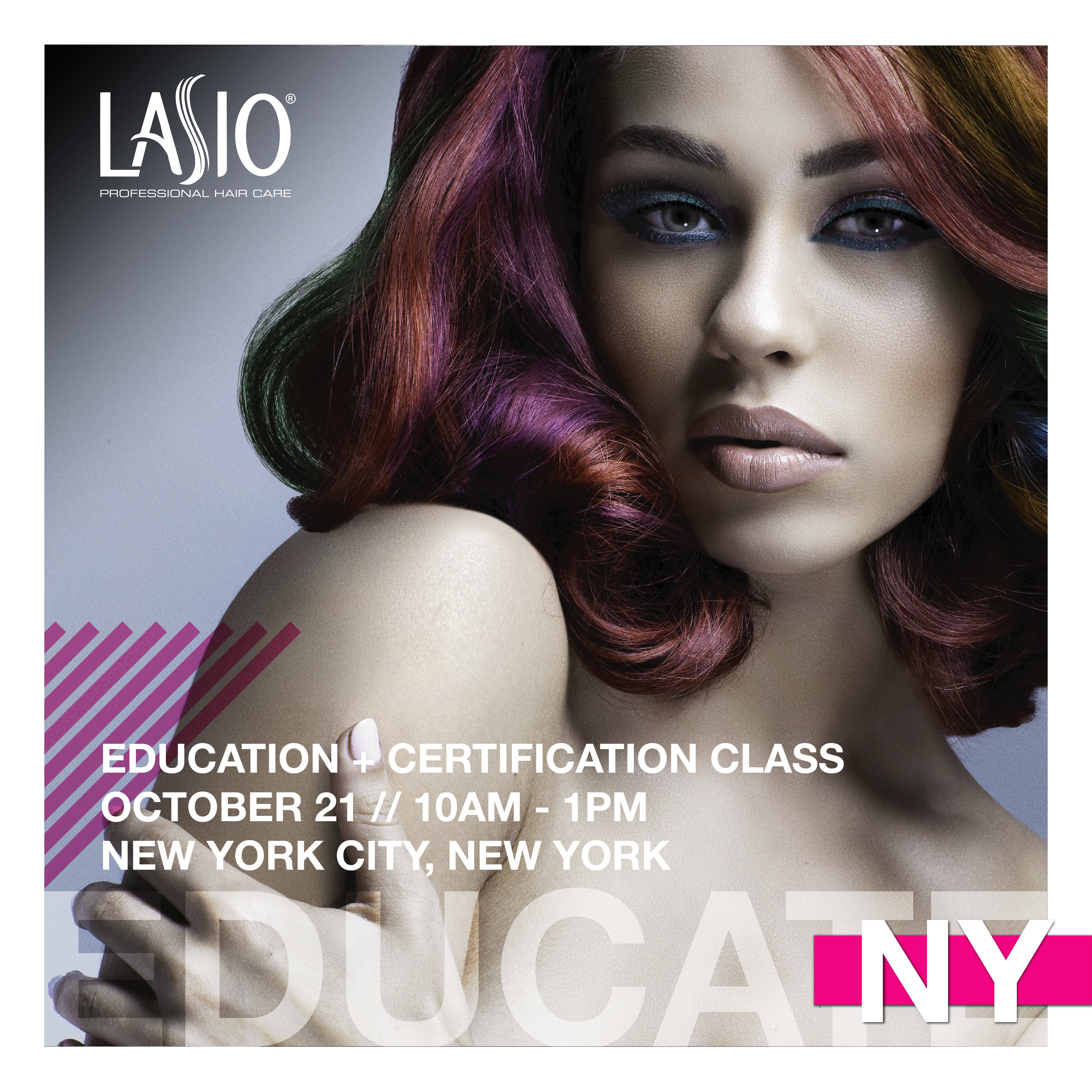 LASIO Certification + Education Class - October 21, 2019 - NYC, NY